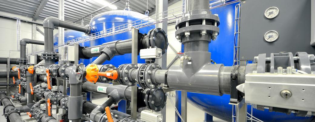 Servicios Industriales: Diseño, instalación y mantenimiento.